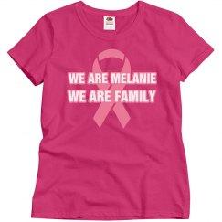 Walking For Melanie