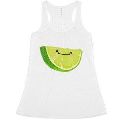 Tequila Best Friends Lime Wedge Art