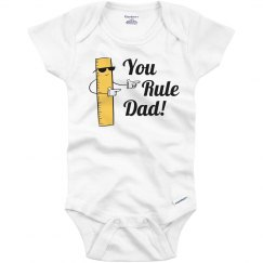 Father's Day Onesie