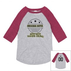 Swagga Boyz Practice Shirts