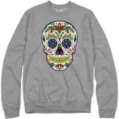Sugar Skull Sweatshirt