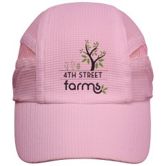 4th Street Farms Running Hat