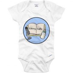 Literary Lushes Baby Onesie