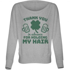 Hold My Hair This St. Patrick's Day