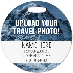 Custom Travel Photo Gift