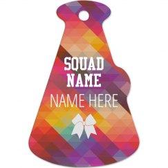 Custom Cheer Squad Bag Gift