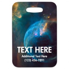 Custom Galaxy Space Travel Gift
