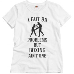 Boxing ain't one