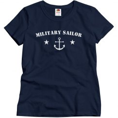 Simple Trendy US Sailor