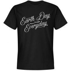 Earth Day Everyday Go Green