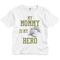 Mommy is My Hero (Marine Corps)