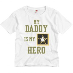 Daddy is My Hero (Army)
