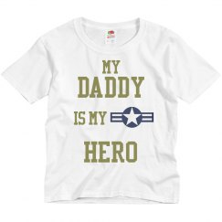 Daddy is My Hero (Air Force)