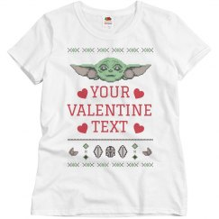 Customizable Baby Valentine Tee