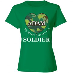 Adam Custom T-shirt