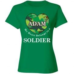 Adam Custom T-shirt