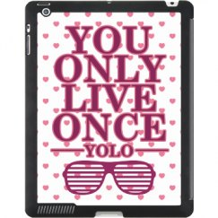 YOLO Shades iPad Case