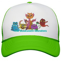 The Bookworm Monsters Hat All