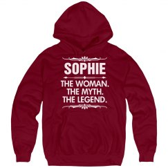Sophie the woman the myth the legend
