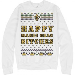 Celebrate An Ugly Mardi Gras