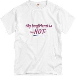 boyfriend is HOT pink