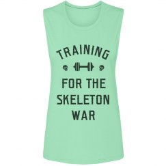 I'm Training For The Skeleton War