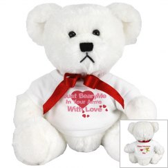 Beary Me in Your Heart - Bear