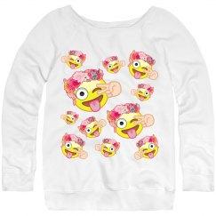 Emojis Sweatshirt