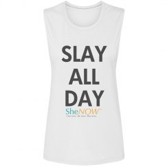 SheNOW #SLAYALLDAY - tank