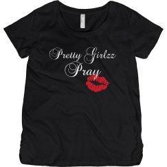 Pretty Girlzz Pray Plus