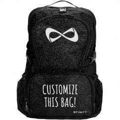 Customize A Glitter Nfinity Bag
