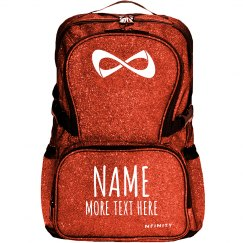Custom Name/Text Cheer Bag