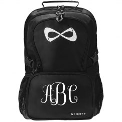 Custom Monogram Nfinity Backpack