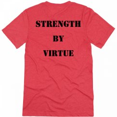 Strength by virtue men