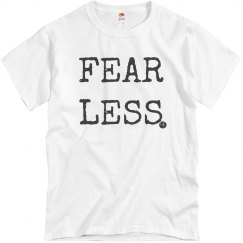 One Word Tee: FEARLESS