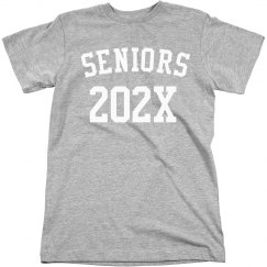Seniors 2021 Graduation Tees