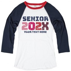 Senior Retro 2021 Tee