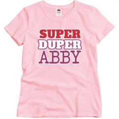 Super Duper Abby