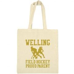 Proud Field Hockey Parent