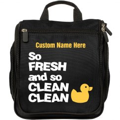 So Fresh and So Clean Clean travel bag