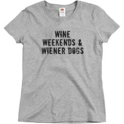 Wine & Weekends - Ladies