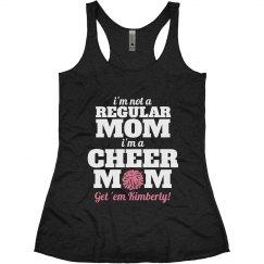 Not a Regular Cheer Mom