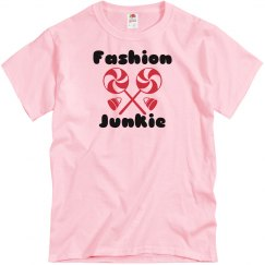 Fashion Junkie Tee