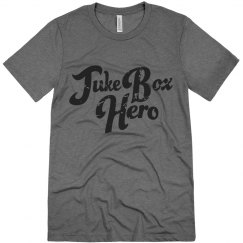 Juke Box Hero | Unisex Triblend Tee