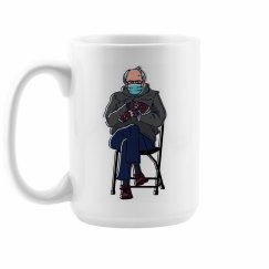 Inauguration Bernie Chair Mug