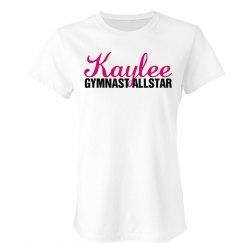 Kaylee. Gymnast Allstar