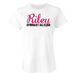 Riley. Gymnast Allstar