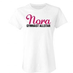 Nora. Gymnastics Allstar