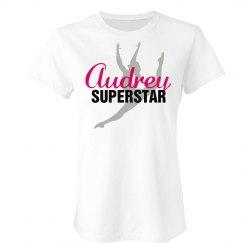 Audrey. Superstar