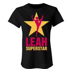 Leah. Superstar
